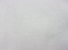 bawełniany biel Zdjęcie Royalty Free