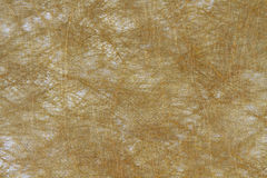 bawełnianej tkaniny tekstury tło brown tekstylny płótno Zdjęcia Royalty Free