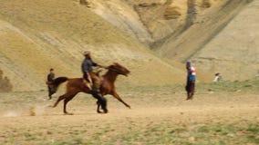 Bawić się buzkashi w Afganistan zbiory