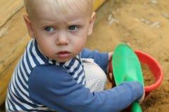 Bawić się dziecka Zdjęcie Stock