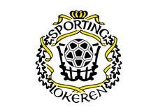 Bawić się Lokeren logo ilustracja wektor