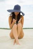 bawić się piasek fotografia royalty free