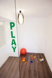 bawić się pokój Fotografia Royalty Free