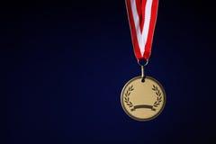 Bawi się medal Fotografia Royalty Free