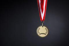Bawi się medal Zdjęcia Royalty Free
