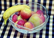 Bawl of Fruit Stock Photo
