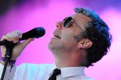 Baxter Dury performs at San Miguel Primavera Sound Festival Stock Photo