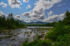 Baxter State Park, Maine Imágenes de archivo libres de regalías