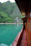 bay łódkowatej buzz fiutka długi widok Obraz Royalty Free