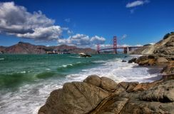 The Bay #4. Royalty Free Stock Images