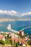 Bay of Alanya. Turkey Stock Photography