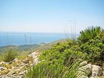 Bay of Alcudia, Majorca, Spain Stock Image