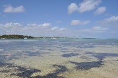 Atlantic ocean. Bay of Atlantic ocean in Dominican republic Stock Images