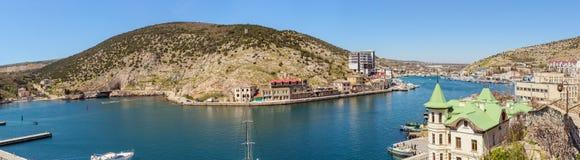 Bay of Balaclava stock photography