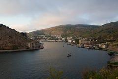Bay of Balaklava Stock Images