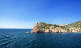 Bay in Balaklava. Crimea. Stock Photography