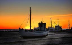Bay, Beach, Boats royalty free stock photography