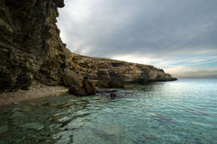 Bay of Black Sea Royalty Free Stock Image