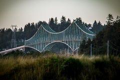 bay bridge Fotografia Royalty Free
