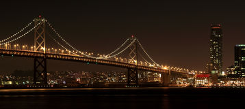 Bay Bridge Stock Photography