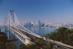 Bay Bridge Stock Images