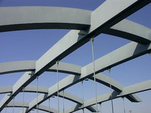 bay bridge Obraz Royalty Free