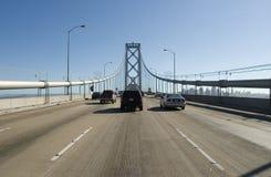bay bridge Zdjęcia Royalty Free