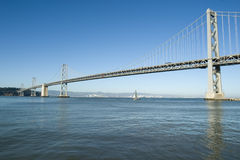Bay Bridge Royalty Free Stock Photo