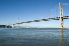 bay bridge Zdjęcie Royalty Free