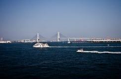Bay bridge Royalty Free Stock Images