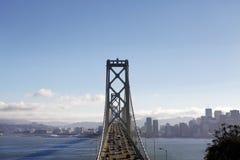 Bay Bridge Royalty Free Stock Image