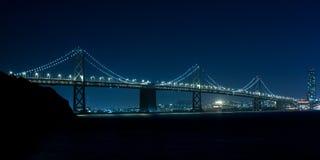 Bay Bridge Stock Image