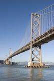 Bay Bridge Portrait stock photos