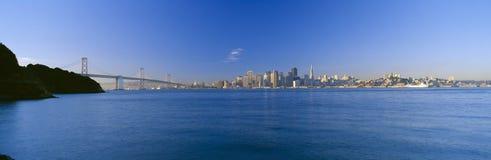 Bay Bridge in  San Francisco Stock Image