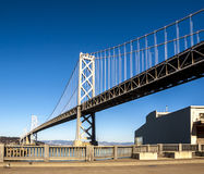Bay Bridge, San-Francisco Stock Images