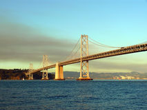 Bay Bridge San Francisco Royalty Free Stock Photo