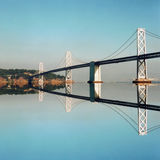 Bay Bridge, San Francisco Royalty Free Stock Photo
