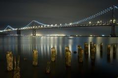 BAY BRIDGE, SAN FRANCISCO, CALIFORNIA Stock Image