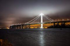 Bay Bridge San Francisco - Oakland Stock Images