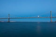 Bay Bridge Stock Photography