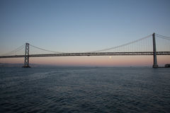 Bay Bridge Royalty Free Stock Photos