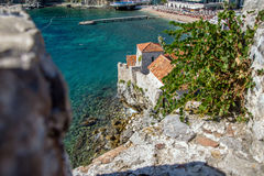 Bay of Budva Stock Photo