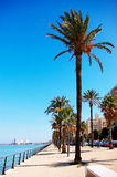 Bay of Cadiz. Andalusia. Spain Royalty Free Stock Images