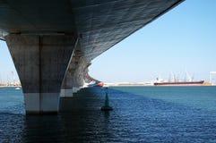 Bay of Cadiz Stock Images