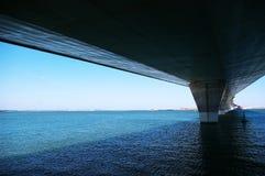 Bay of Cadiz. Andalusia. Spain Royalty Free Stock Image