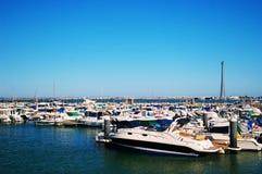 Bay of Cadiz Royalty Free Stock Photography