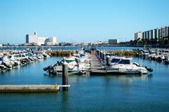 Bay of Cadiz Stock Image