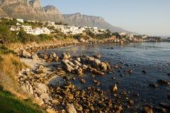 Bay in Cape Town Stock Photos