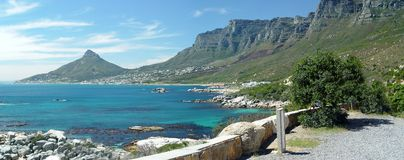 Bay in Cape Town Stock Photography