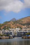 Bay in Cape Town city Stock Images
